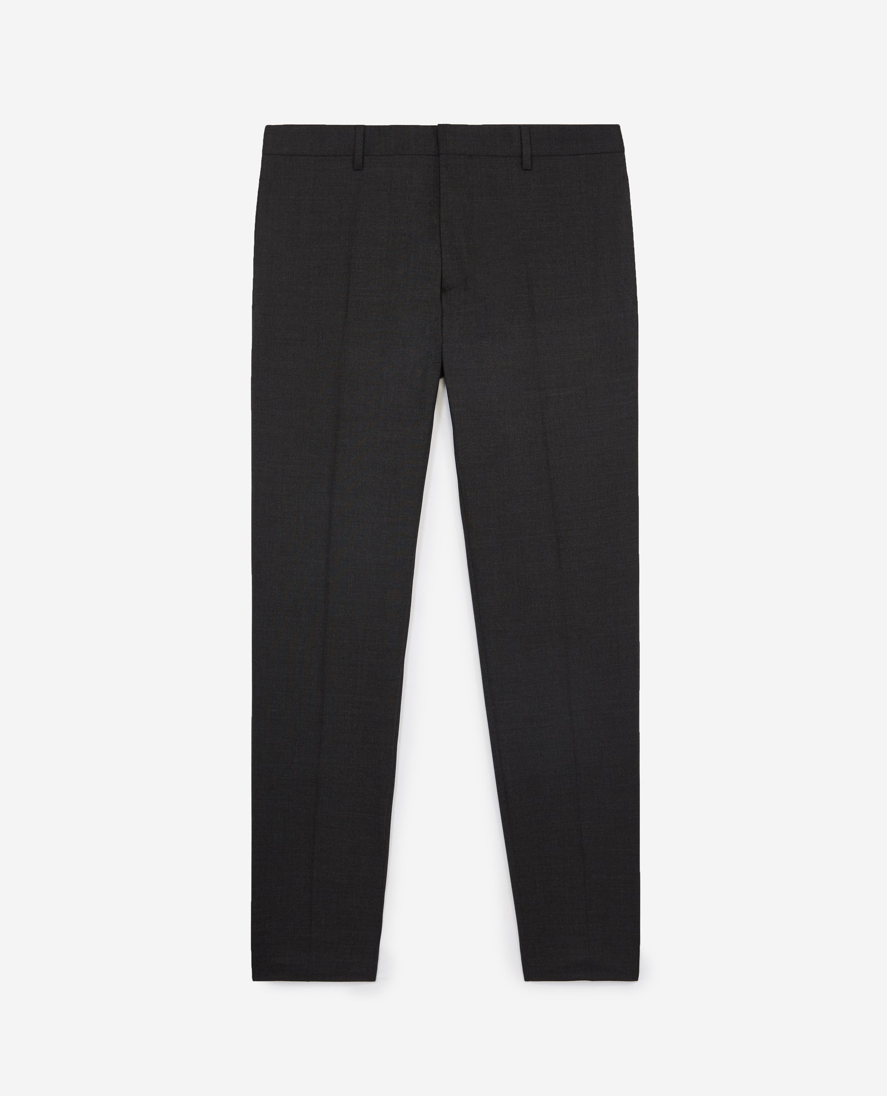 Pantalon costume slim doublé laine - The Kooples - Modalova