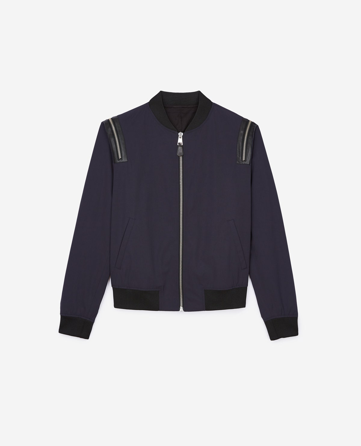 The Kooples - JACKET WITH ZIPPED SLEEVES - HOMBRE