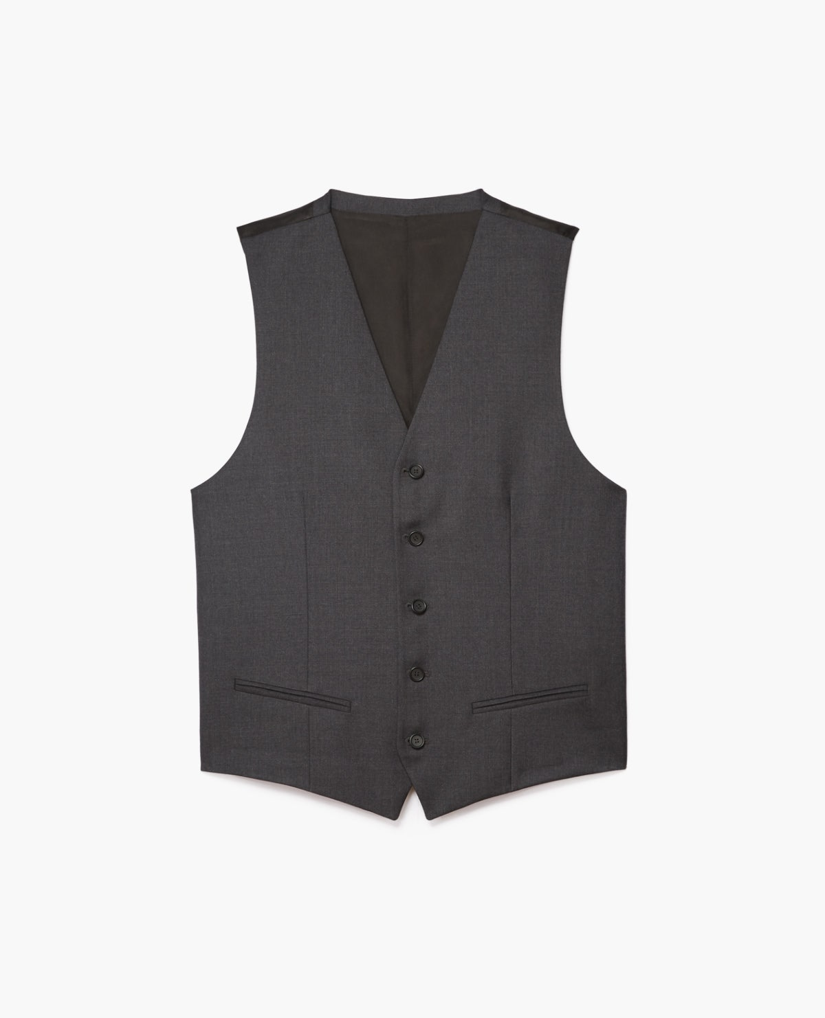 "Gilet de costume ""Super 100's"" - The Kooples - Modalova"