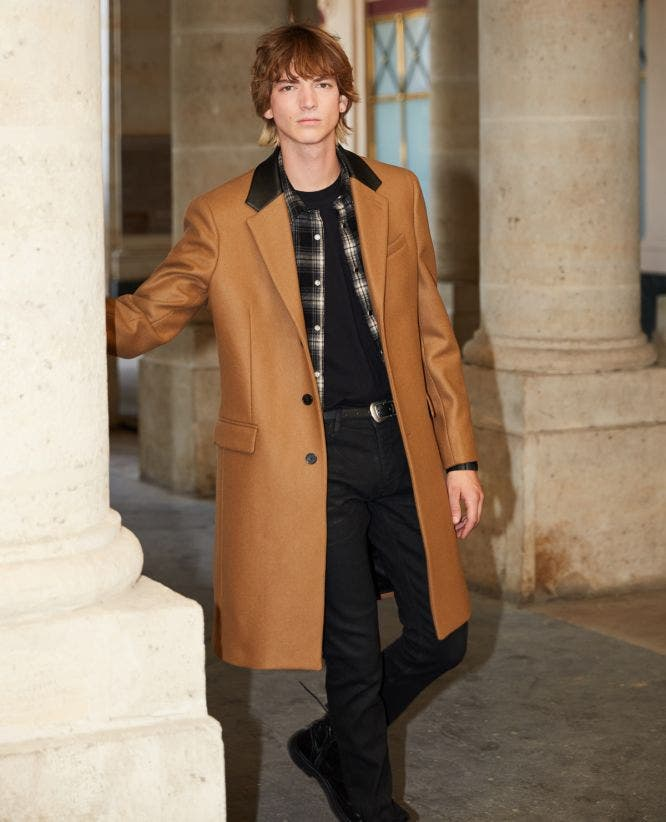 Soldes Homme France ManteauxParkas The Kooples tsdQrh