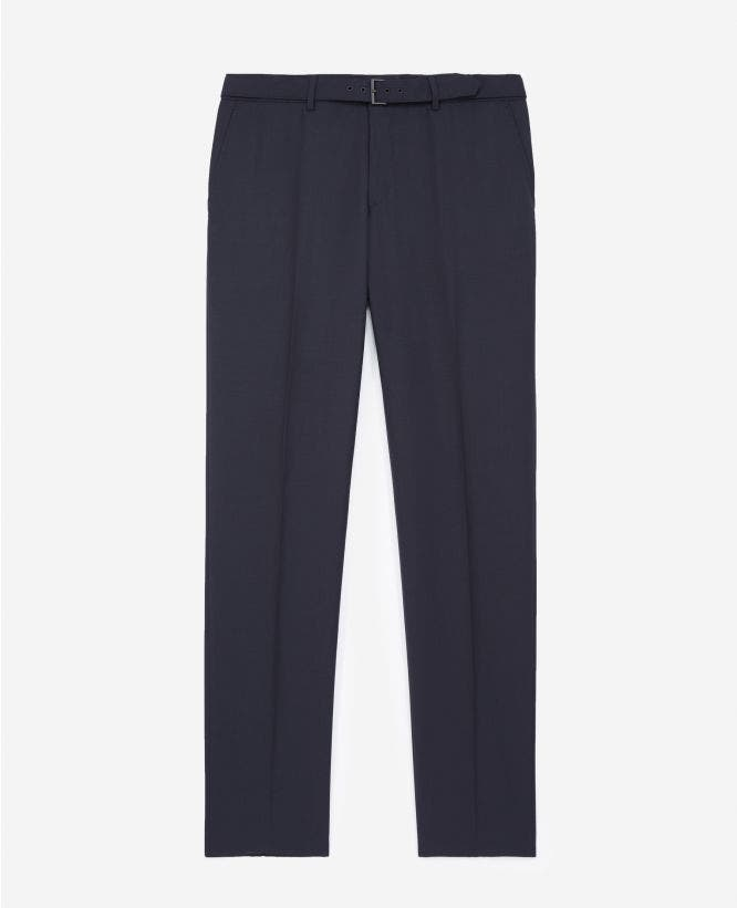 더 쿠플스 The Kooples Pantalon navy